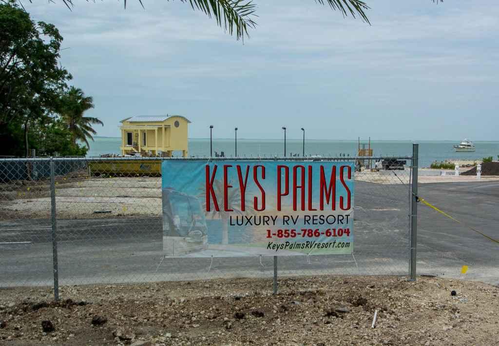 Keys Palms Luxury RV Resort :: Visit Florida Keys